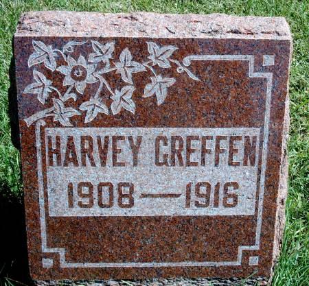 GREFFEN, HARVEY - Hancock County, Iowa | HARVEY GREFFEN