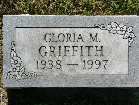 GRIFFITH, GLORIA M - Hancock County, Iowa | GLORIA M GRIFFITH