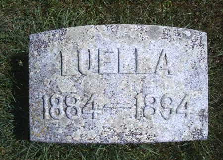 GRUETZMACHER, LUELLA - Hancock County, Iowa   LUELLA GRUETZMACHER
