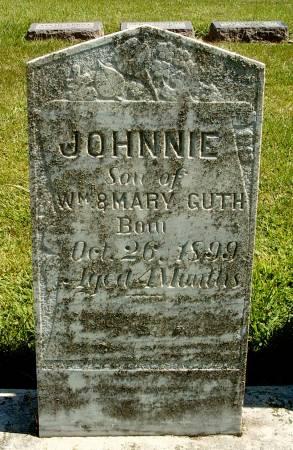 GUTH, JOHNNIE - Hancock County, Iowa | JOHNNIE GUTH