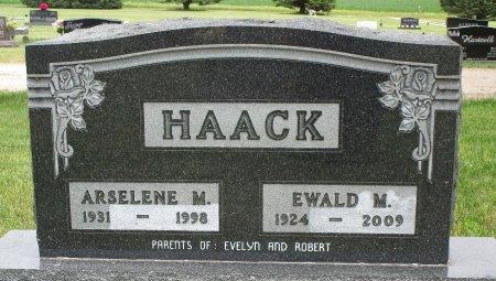 PENNING HAACK, ARSELENE M - Hancock County, Iowa | ARSELENE M PENNING HAACK
