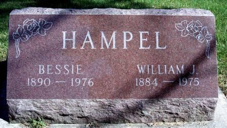 HOYT HAMPEL, BESSIE - Hancock County, Iowa | BESSIE HOYT HAMPEL