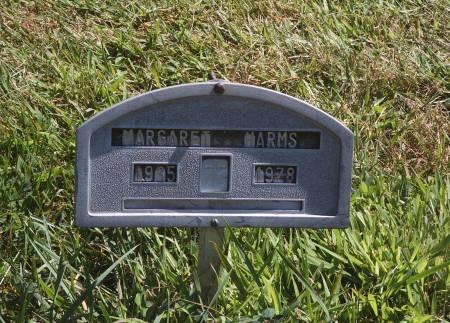 HARMS, MARGARET - Hancock County, Iowa | MARGARET HARMS