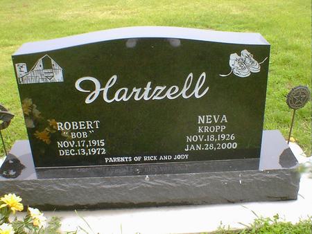 HARTZELL, NEVA - Hancock County, Iowa | NEVA HARTZELL