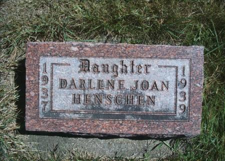 HENSCHEN, DARLENE J - Hancock County, Iowa | DARLENE J HENSCHEN