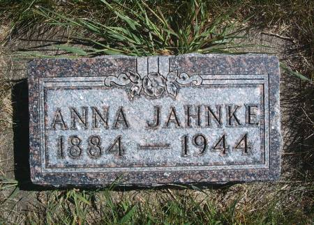 JAHNKE, ANNA - Hancock County, Iowa | ANNA JAHNKE