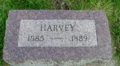 JOHNSON, HARVEY - Hancock County, Iowa   HARVEY JOHNSON