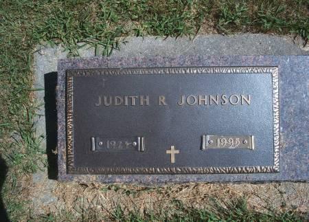 JOHNSON, JUDITH R - Hancock County, Iowa | JUDITH R JOHNSON