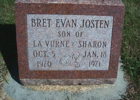 JOSTEN, BRET E - Hancock County, Iowa | BRET E JOSTEN