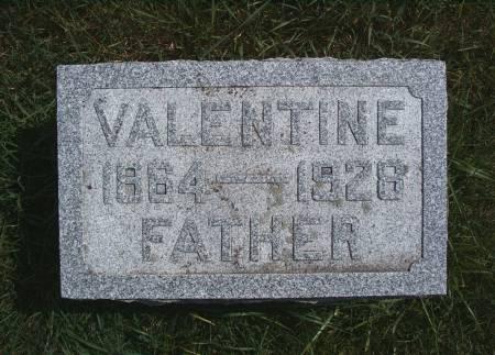 JOSTEN, VALENTINE - Hancock County, Iowa | VALENTINE JOSTEN