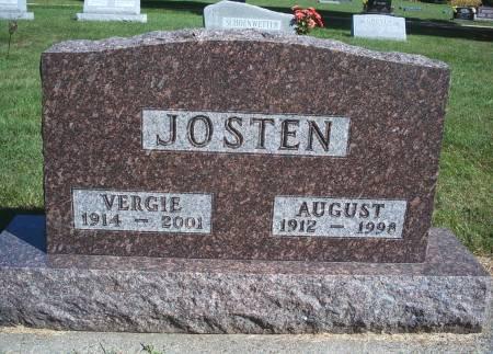 JOSTEN, VERGIE - Hancock County, Iowa | VERGIE JOSTEN