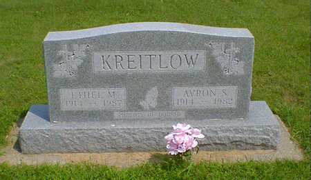 KREITLOW, ETHEL M - Hancock County, Iowa | ETHEL M KREITLOW