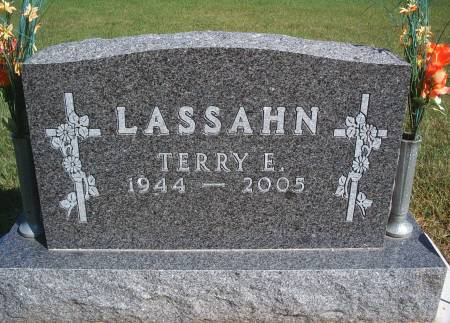 LASSAHN, TERRY E - Hancock County, Iowa | TERRY E LASSAHN