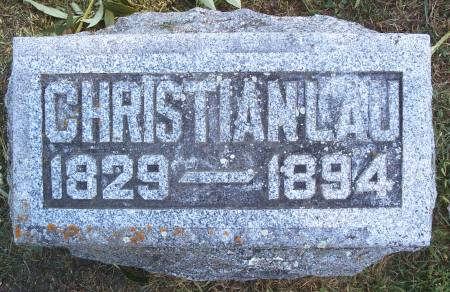LAU, CHRISTIAN - Hancock County, Iowa | CHRISTIAN LAU