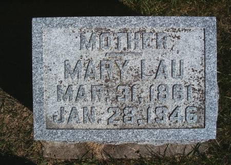 LAU, MARY - Hancock County, Iowa | MARY LAU