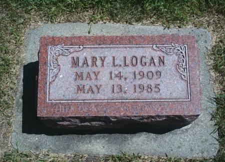 LOGAN, MARY L - Hancock County, Iowa | MARY L LOGAN