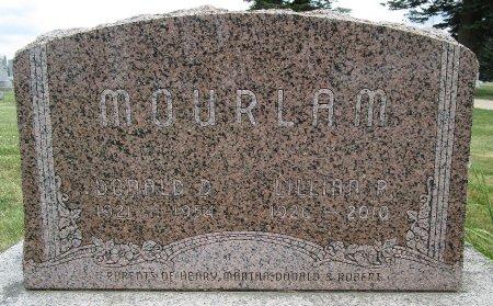 MOURLAM, DONALD D - Hancock County, Iowa | DONALD D MOURLAM