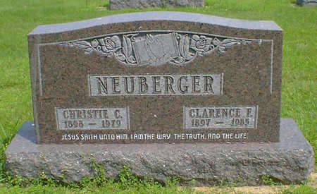 NEUBERGER, CHRISTIE C - Hancock County, Iowa | CHRISTIE C NEUBERGER