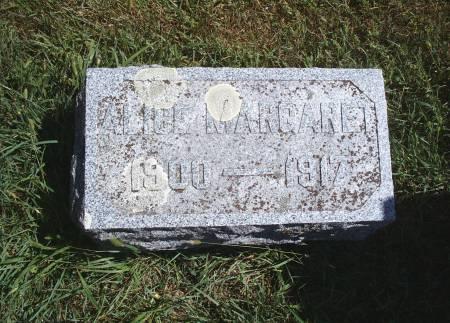 NISSEN, ALICE M - Hancock County, Iowa | ALICE M NISSEN