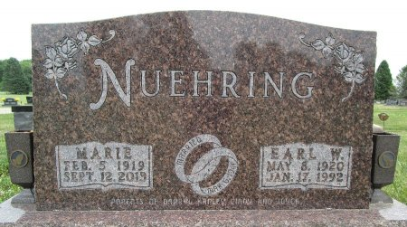 NUEHRING, EARL W - Hancock County, Iowa | EARL W NUEHRING