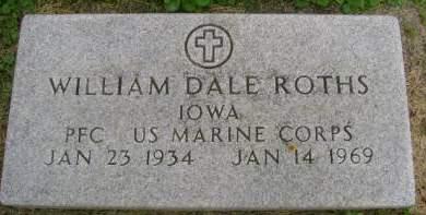 ROTHS, WILLIAM D - Hancock County, Iowa | WILLIAM D ROTHS
