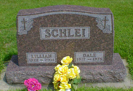 SCHLEI, LILLIAN - Hancock County, Iowa | LILLIAN SCHLEI