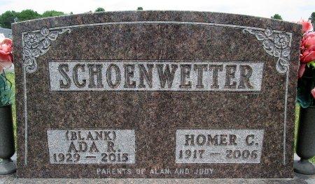 SCHOENWETTER, HOMER C - Hancock County, Iowa | HOMER C SCHOENWETTER