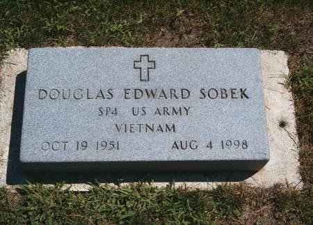 SOBEK, DOUGLAS E - Hancock County, Iowa | DOUGLAS E SOBEK