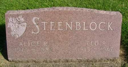 STEENBLOCK, TED R - Hancock County, Iowa | TED R STEENBLOCK