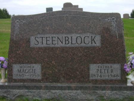STEENBLOCK, MAGGIE - Hancock County, Iowa | MAGGIE STEENBLOCK