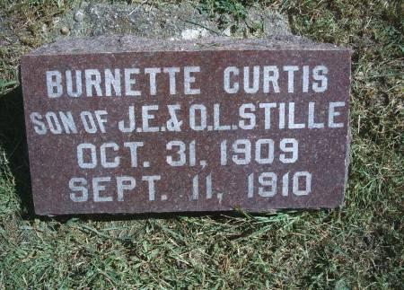 STILLE, BURNETTE C - Hancock County, Iowa | BURNETTE C STILLE