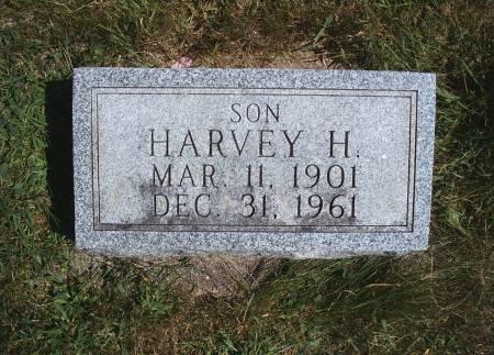 STILLE, HARVEY H - Hancock County, Iowa | HARVEY H STILLE