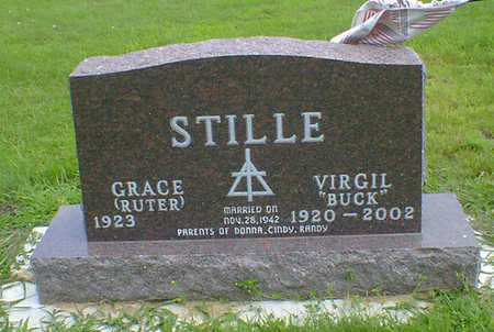 STILLE, VIRGIL - Hancock County, Iowa | VIRGIL STILLE