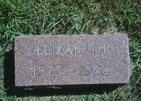 AX STROMER, ELIZABETH - Hancock County, Iowa | ELIZABETH AX STROMER
