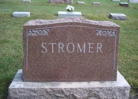 STROMER, FAMILY MONUMENT - Hancock County, Iowa   FAMILY MONUMENT STROMER