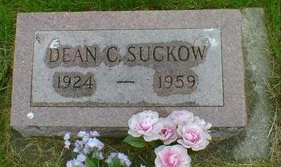 SUCKOW, DEAN C - Hancock County, Iowa | DEAN C SUCKOW