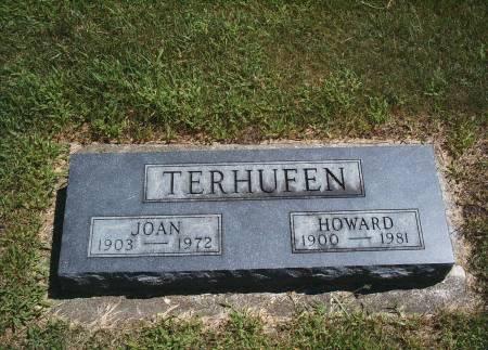 THOMAS TERHUFEN, JOAN - Hancock County, Iowa | JOAN THOMAS TERHUFEN