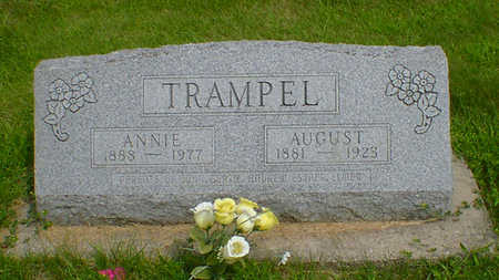 TRAMPEL, AUGUST - Hancock County, Iowa | AUGUST TRAMPEL