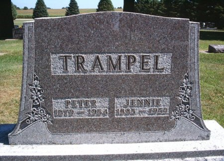 TRAMPEL, PETER - Hancock County, Iowa | PETER TRAMPEL
