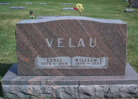 VELAU, WILLIAM C - Hancock County, Iowa | WILLIAM C VELAU