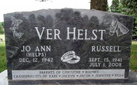 VERHELST, RUSSELL - Hancock County, Iowa | RUSSELL VERHELST