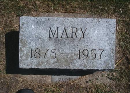 BOEHM WATERMAN, MARY - Hancock County, Iowa | MARY BOEHM WATERMAN