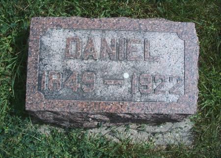 WEBNER, DANIEL - Hancock County, Iowa | DANIEL WEBNER
