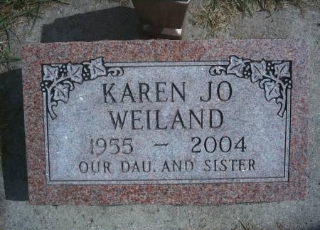WEILAND, KAREN J - Hancock County, Iowa | KAREN J WEILAND