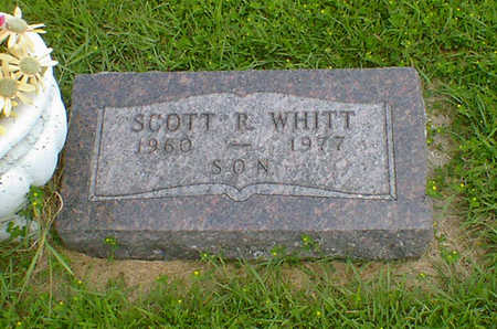 WHITT, SCOTT R - Hancock County, Iowa | SCOTT R WHITT