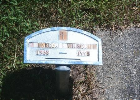 WILSON, DARREN - Hancock County, Iowa | DARREN WILSON