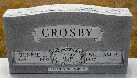 CROSBY, WILLIAM R - Hancock County, Iowa | WILLIAM R CROSBY