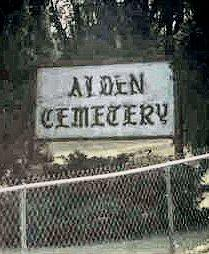 ALDEN, CEMETERY - Hardin County, Iowa | CEMETERY ALDEN