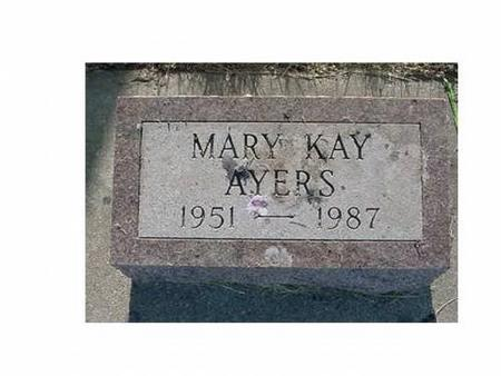 AYERS, MARY KAY - Hardin County, Iowa | MARY KAY AYERS
