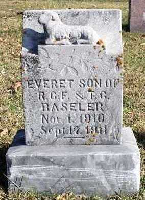 BASELER, EVERET - Hardin County, Iowa | EVERET BASELER